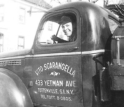 Historic photo of Scaran truck